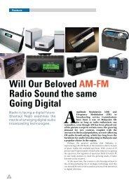 Will Our Beloved AM-FM Radio Sound the same Going Digital - my ...