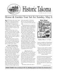 Spring 2012 - Historic Takoma Inc.