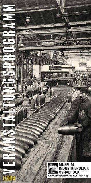veranstaltungsprogramm - Museum Industriekultur Osnabrück