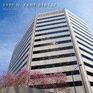 1777 N. KENT STREET - Vornado Charles E. Smith
