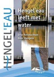 fietsboekje Hengel'eau 2009.indd