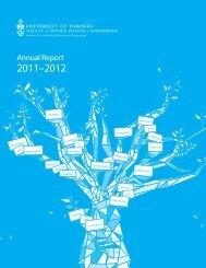 ILead Annual Report 2011-2012 - University of Toronto