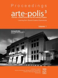 contents - Arte-Polis 4