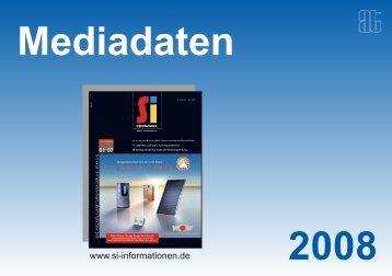 2008 Mediadaten - AT-Fachverlag GmbH