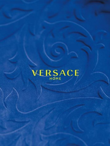 PDF catalog - Versace Home