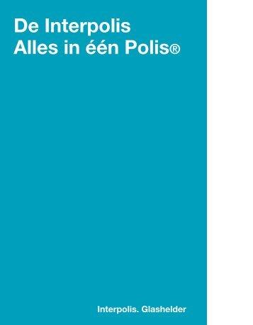 brochure Interpolis Alles in één Polis