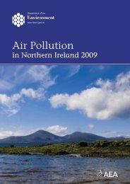 Air Pollution - Northern Ireland Air