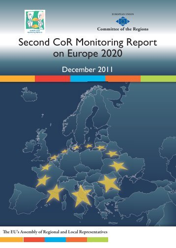 Second CoR Monitoring Report on Europe 2020 - Sign In - Europa