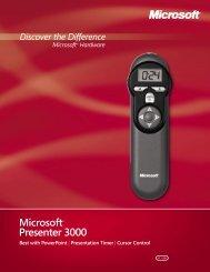 Presenter 3000 Best with PowerPoint - OSCS