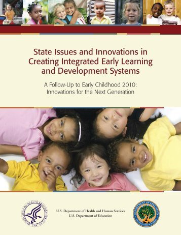 State Issues and Innovations in Creating Integrated ... - SAMHSA Store
