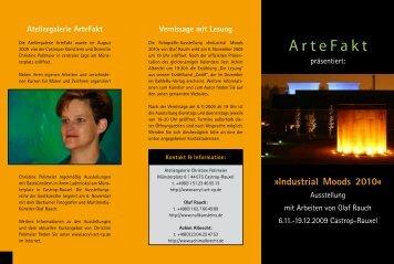 Ateliergalerie ArteFakt - netzpropaganda