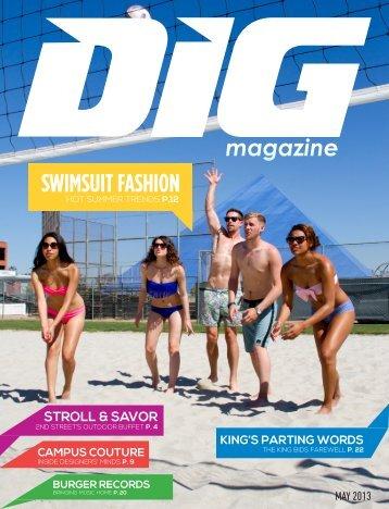 Swimsuit Edition - DIG Magazine