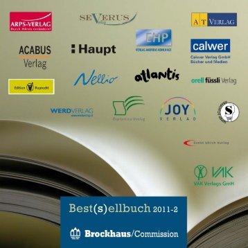 Best(s)ellbuch 2011-2