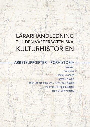 Arbetsuppgifter - Västerbottens museum