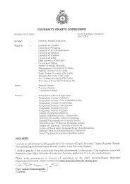 Untitled - University Grants Commission - Sri Lanka