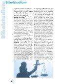 Bibelstudium - Zeit & Schrift - Seite 6