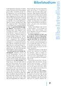 Bibelstudium - Zeit & Schrift - Seite 7