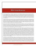 RNA interference RNA interference - University of Georgia College ... - Page 2