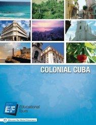 Colonial Cuba - EF Educational Tours
