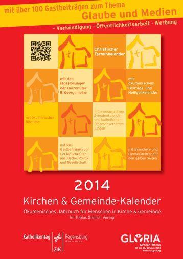 Umschlag (2.914,0kb) - Kirchen & Gemeinde-Kalender - Tobias ...