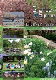 Brochure Grande-Synthe, ville jardin (version 2009)