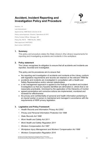 uniforms procedure manual nsw health