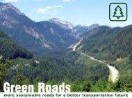 Green Roads - Rodovias Verdes