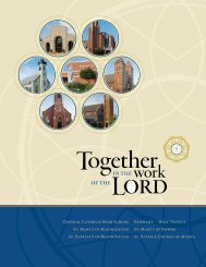 Together in the Work of the Lord Campaign Brochure - Central ...