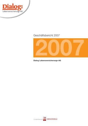 pdf (3,4 MB) - Dialog Lebensversicherungs-AG