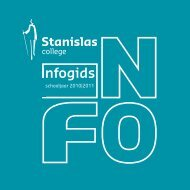 Infogids - Stanislascollege
