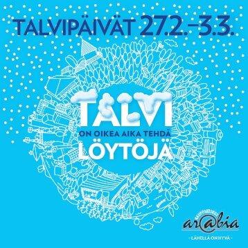 LÖYTÖJÄ TALVIPÄIVÄT 27.2.–3.3. - HyperIn