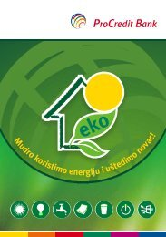 Za WEB Energy - ProCredit