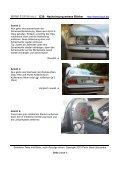 Nachrüstung weisser Blinkleuchten - BMW-Syndikat - Page 2