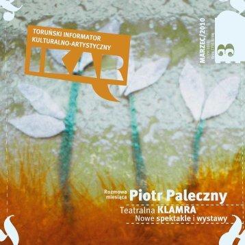 Ikar z marca 2010 r. - Polska wersja - Toruń