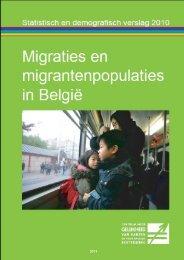 Rapport statistique et démographique 2007 - Centrum voor ...