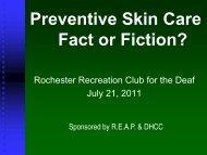 Preventive Skin Care: Fact or Fiction?