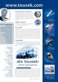 Poutre-rail - tousek GmbH - Page 4