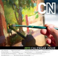 2013 CN Calendar - SAIF Corporation