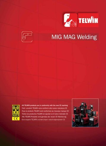 MIG MAG Welding - Total Tools & Equipment