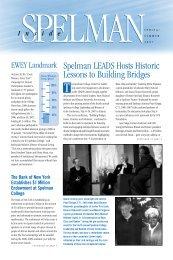Inside SS07 - Spelman College: Home
