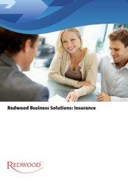 Solutions for Insurance Datasheet Redwood Enterprise Process ...
