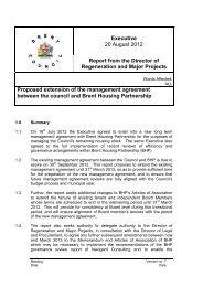 Brent Housing Partnership PDF 81 KB