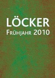 Frühjahr 2010 - Löcker Verlag
