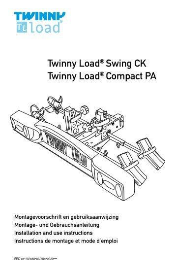 Twinny Load® Swing CK Twinny Load® Compact PA