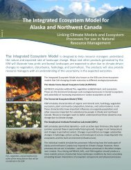 IEM-CSC Factsheet with Supplement May 2013 - Arctic LCC