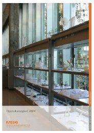 AHO Opptaksrapport 2009 - Arkitektur- og designhøgskolen i Oslo ...