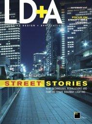 STREET STORIES - Illuminating Engineering Society