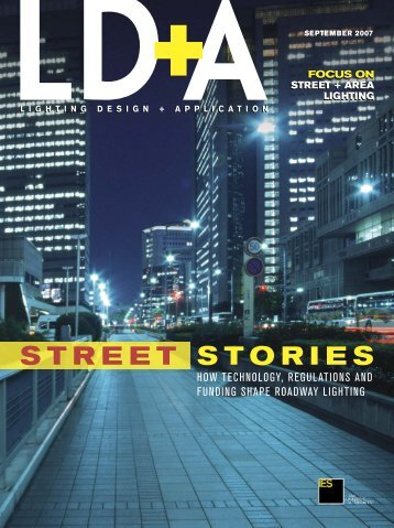 STREET STORIES - Illuminating Engineering Society