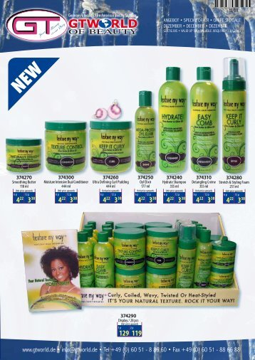 6 pc - Afro-American Beauty Shop