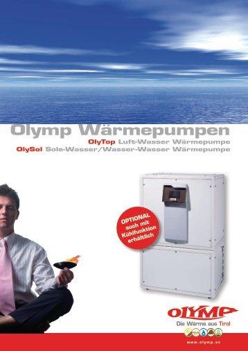 Olymp Wärmepumpen - Farko